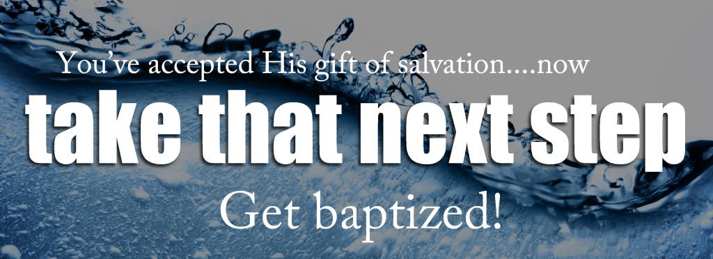 baptism slider