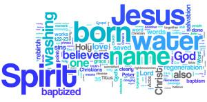 Baptism Class @ New Vision Emmanuel Baptist Church | Miami | Florida | United States