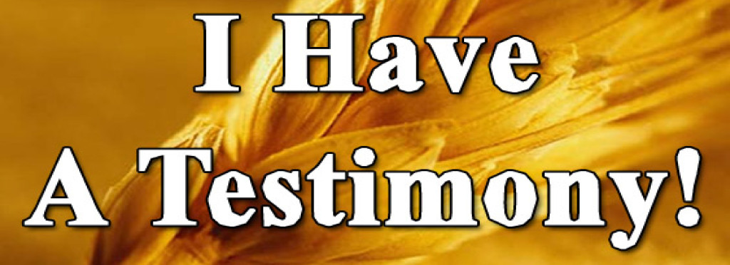 testimony page banner